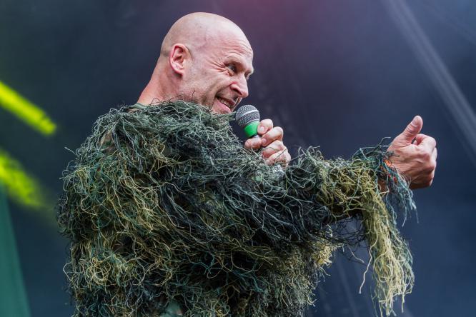 Knorkator - Live @ Reload Festival 2017