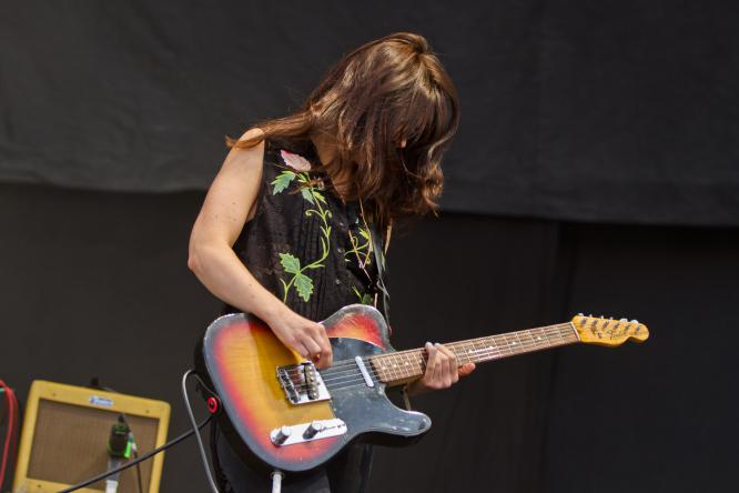 Blood Red Shoes - Live @ Southside Festival 2014