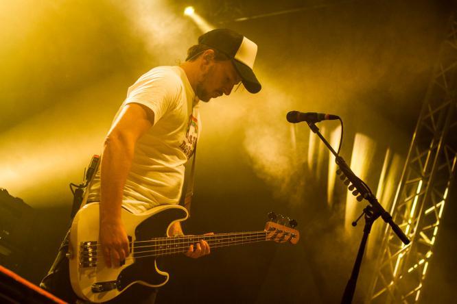 Jupiter Jones - Live @ Southside Festival 2015